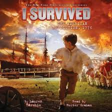 I survived the American Revolution, 1776 [sound recording] / Lauren Tarshis.