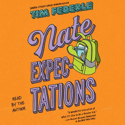 Nate expectations [sound recording] / Tim Federle.