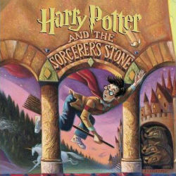 Harry Potter and the Sorcerer's Stone Audio