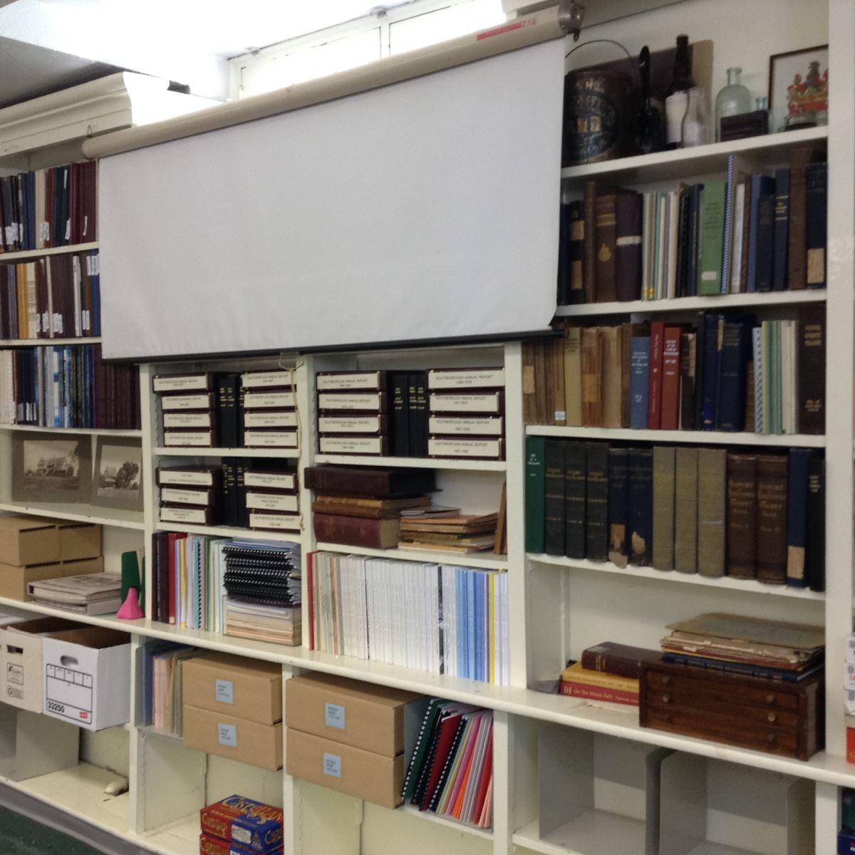 Library Historical Collection 2016
