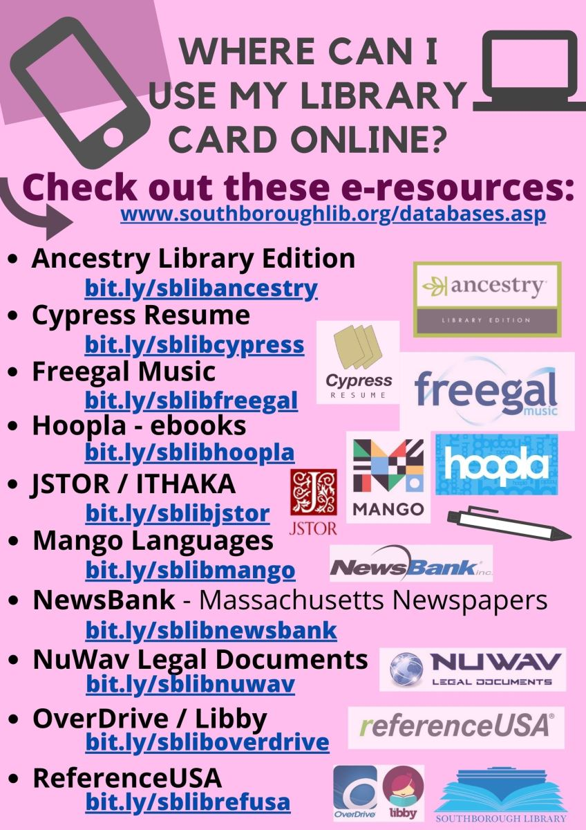 Reference Databases Flyers