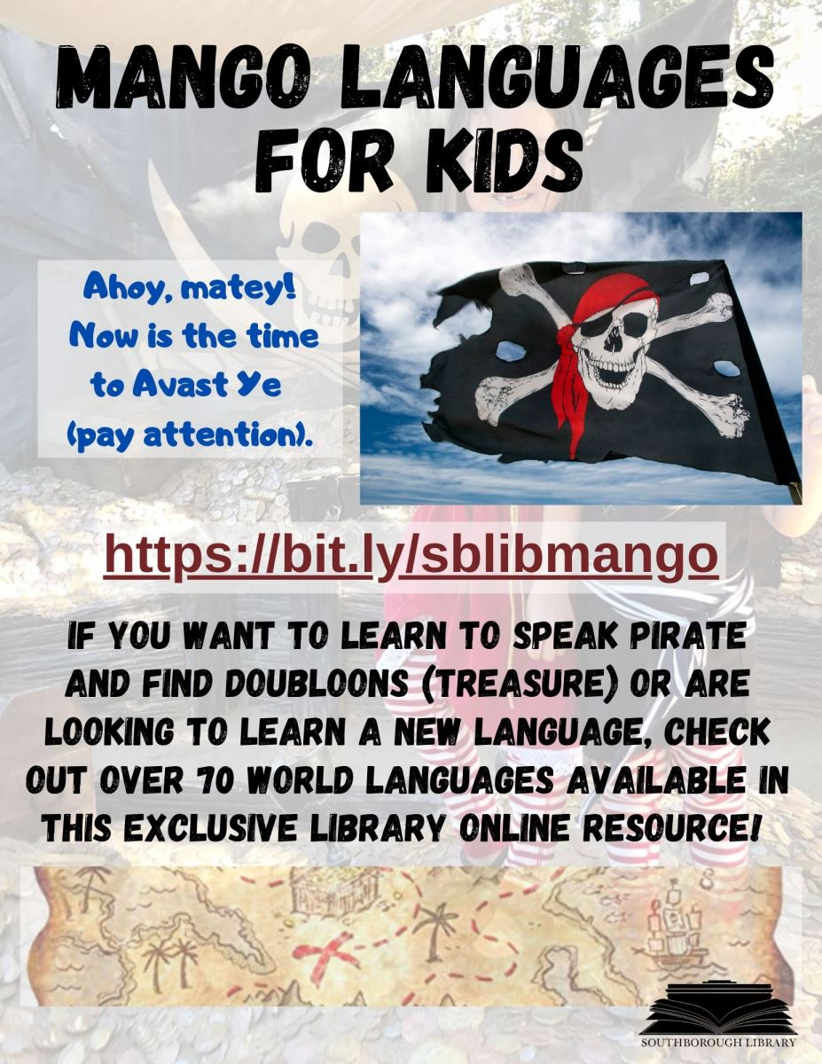 Mango Languages for Kids